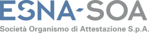 Logo certificazione ESNA SOA