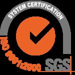 Logo ISO 9001 SGS
